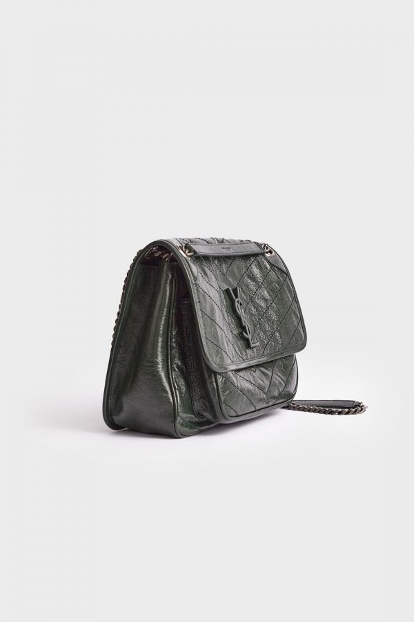 Small camouflage pouch bag - Black