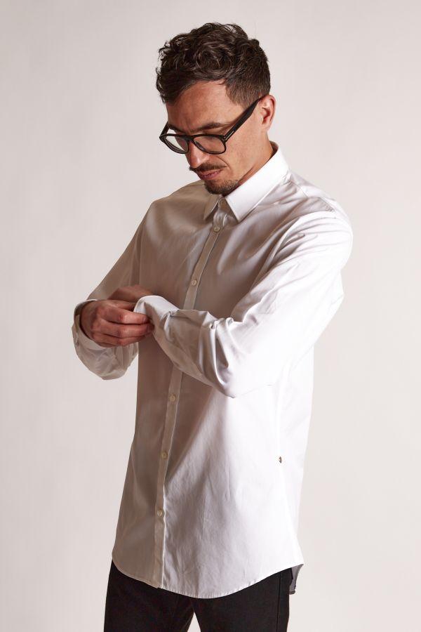 Stand-up shirt