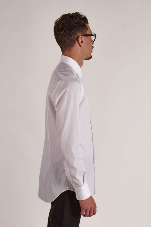 Tunisian collar tee-shirt