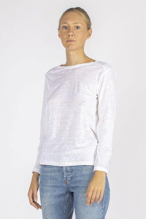 3D pants - White